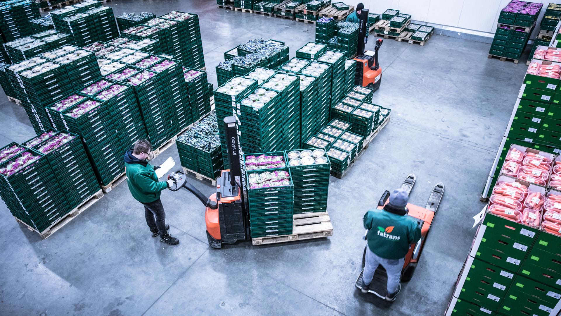 Warehouse manager M/V Fulltime – Venlo